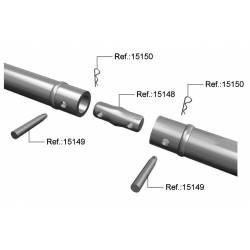 Kit conexión rápida para tramos de truss