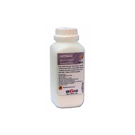 Laminado Líquido UV ARTShield Mate. Botella 1 litro