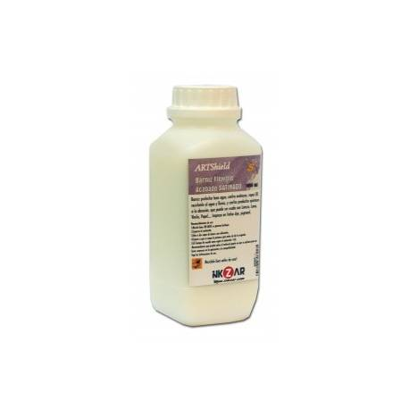 Laminado Líquido UV ARTShield Satin. Botella 1 litro