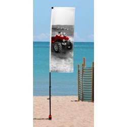 Beach banner cuadrado