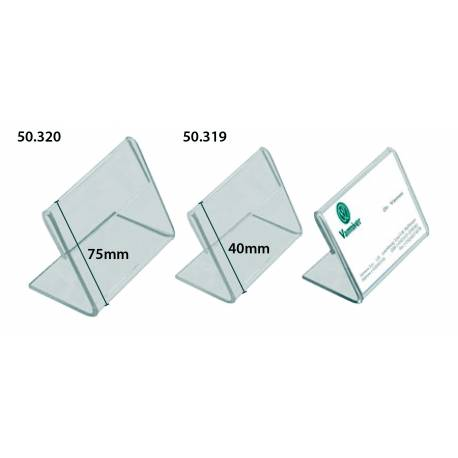 Soporte para tarjetas