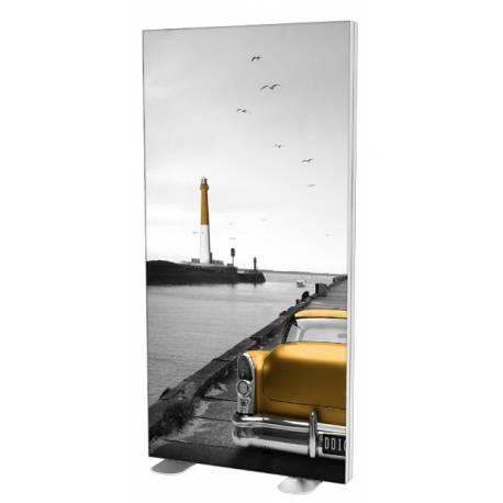 Texfix frame 100 mm para doble cara y suelo