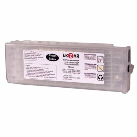 Kit cartuchos rellenables para Epson Surecolor T-3000, T-5000, T-7000