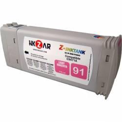 Cartucho para HP Designjet Z6100 compatible con el original HP91