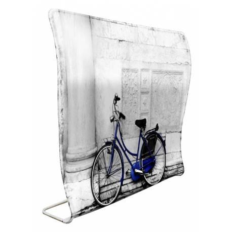 Totem o photocall para textil 224x220 cm modelo Zambia