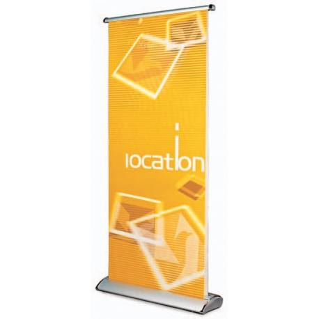 SCROLL BANNER 78 x 205 cm PINEDA