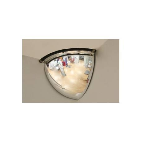 Espejo de seguridad 80º de angulo