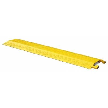 Protector de plastico para cable