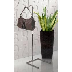 Expositor para bolsos alto regulable de 22 a 55 cm