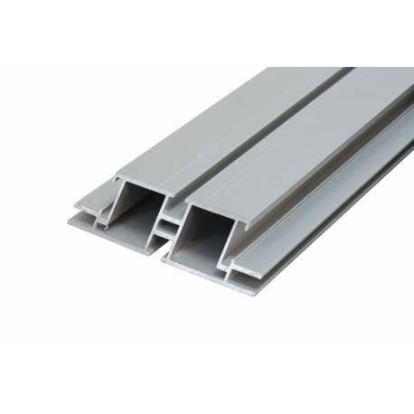 Texfix frame perfil de 100 mm por barras de 3 metros