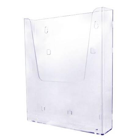 Portafolletos para DIN A4 para fijar a pared