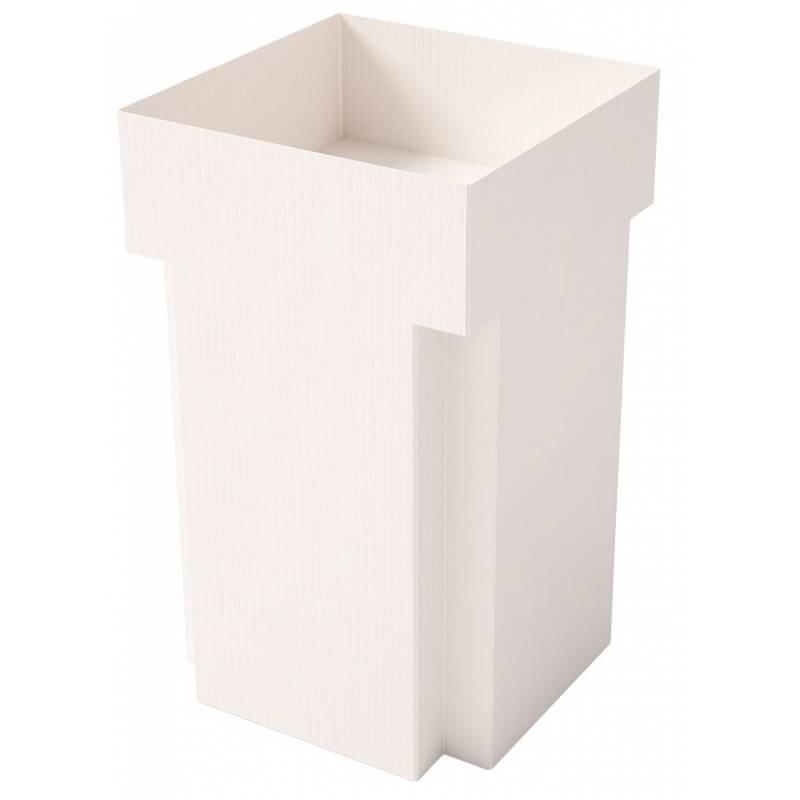 Mesa para exposici n de producto fabricada en cart n - Mesas de carton ...