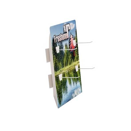 Base para display de sobremesa de cartón