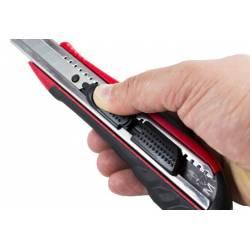 Cúter con cuchilla autorecogible