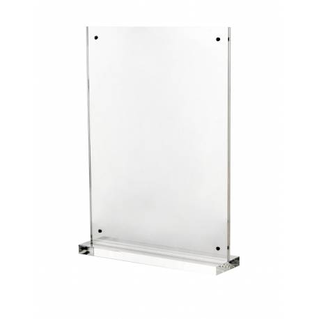 Portagráfica magnético en T vertical