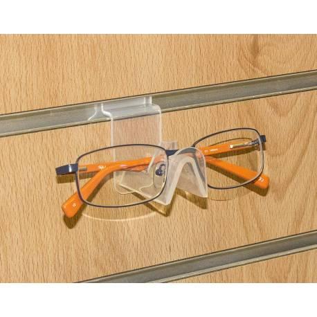 Soporte de gafas para fondo de lamas